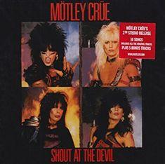Afbeeldingsresultaat voor motley crue shout at the devil