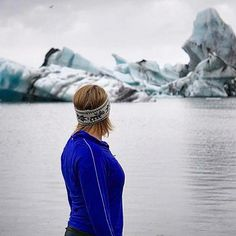 The icebergs in the glacier lagoon last weekend were the biggest I've seen. Even though it was cloudy, it's still one of my favorite places! Will you be visiting Jökulsárlón? #icelandwithaview