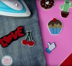 Saiba como fazer patches caseiros para colocar nas ruas roupas, jaquetas jeans, e estilizar ainda mais o seu look