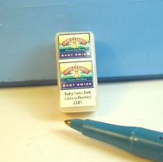 Miniature Baby Swiss Deli Cheese 2lbs : Dollhouse E1432LB348 ( Not Real Cheese)