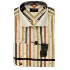 Steven Land french cuff dress shirts only $29.99. #fashion #mensfashion #dressshirts #stevenland #stenvenlandshirts #frenchcuff #frenchcuffshirts