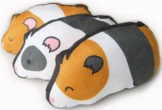 Guinea Pig Plush Pillows
