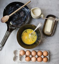 How to Make Perfect Scrambled Eggs - Photo Gallery   SAVEUR