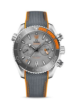 Planet Ocean 600米 歐米茄Co-Axial Master CHRONOMETER 45.5毫米計時腕表