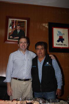 Acuerdan explorar mecanismos de colaboración entre España y Totolac.     Visita embajador de España a autoridades Totolac.