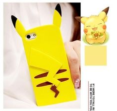 Pokemon-Pikachu-Soft-Silicone-Case-For-iPhone-4-4S-5-5S-Samsung-Galaxy-S5-Note3