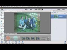 """Refine Edge"" | Adobe Photoshop Elements 11 with Educator.com - YouTube"