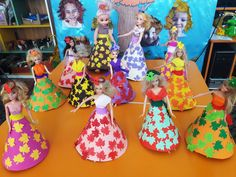 Princesses, Activities For Kids, Leaves, Kid Activities, Kid Crafts, Infant Activities, Childcare Activities