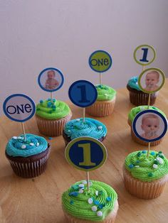 Number ONE First Birthday | Creative Party Place