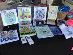 Books for kids promoting responsible pet ownership and animal kindness.  to learn more, www.thelittlebluedog.com