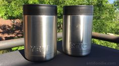Yeti Colster vs. RTIC Can Cooler which is the better koozie and which will keep my beer coldest the longest. Find out how each of these…