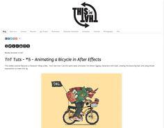 Site com tutoriais de animação com rig no After