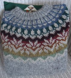 Ravelry is a community site, an organizational tool, and a yarn & pattern database for knitters and crocheters. Fair Isle Knitting Patterns, Sweater Knitting Patterns, Icelandic Sweaters, Cable Knit Sweaters, 20 Year Anniversary, Fair Isles, Ravelry, Quilts, Free Pattern