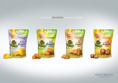 Altıntop Dalindan Packaging Design & Branding by Grafiket Adworks , via Behance