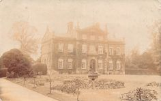 England Kingston Bagpuize House, Oxfordshire, Estate 1906   eBay