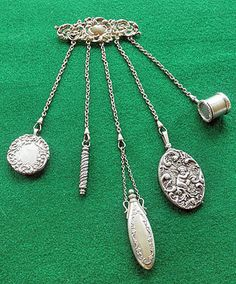 chatelaine  civil war era