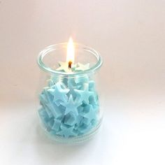 Handmade candle by @kitadesigns