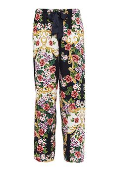 Gothic Floral Fashion Pant from Peter Alexander