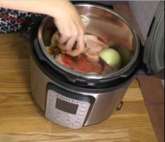 pressure cooker bone broth