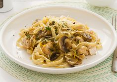 Free chicken and mushroom fettuccine recipe. Try this free, quick and easy chicken and mushroom fettuccine recipe from countdown.co.nz.