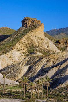 Paraje natural Desierto de Tabernas (Almería)