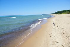 Warren Dunes State Park, MI. This was the automatic post-Prom destination, just a little over an hour from Chicago.