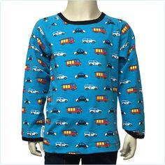 "JNY Shirt ""Rescue"" blau - LolaKids"
