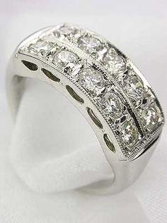 32 Best Vintage Wedding Rings Topazery Images Antique Wedding