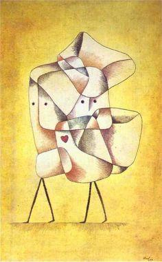 Paul Klee - 'Sibling