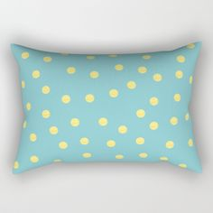 Sunny Confetti Rectangular Pillow by unicornlette Confetti, Sunnies, Throw Pillows, Stuff To Buy, Products, Cushions, Sunglasses, Shades, Beauty Products
