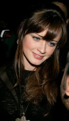 Alexis Bledel in 50 shades of grey movie http://www.themoviefiftyshadesofgrey.com/alexis-bledel-on-fifty-shades-of-grey/