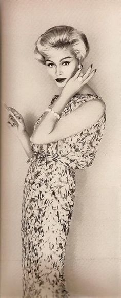 Vogue March 1958