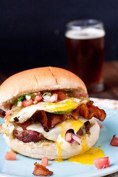 The Boss Burger Recipe on Yummly. @yummly #recipe