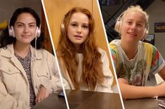 Lili Reinhart, Madelaine Petsch And Camila Mendes Made A Joint TikTok Account And It