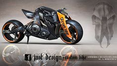 INVERFIM: STREET CUSTOM BIKE