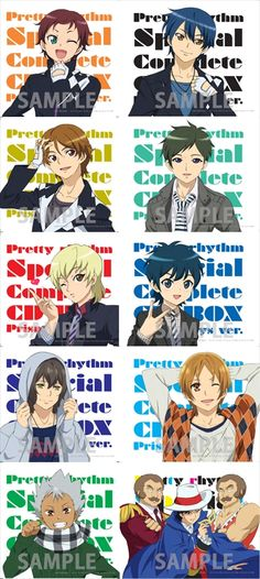 Rainbow Live, Pretty Star, Auras, Ensemble Stars, Anime, Touken Ranbu, My Hero, All Star, Manga