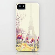 Paris iPhone Case by Gabriela Da Costa - $35.00