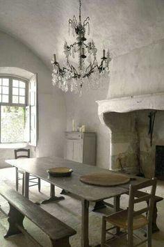 Medieval kitchen