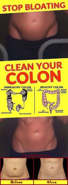 Homemade Mixture That Will Clean Your Colon Of Toxic Waste !!!