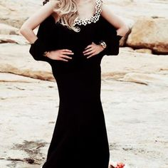 FJURI Photoshoot for Confashion Magazine Fashion Collection by QUE   Photograpgy: JK   Model: Wioletta Goska