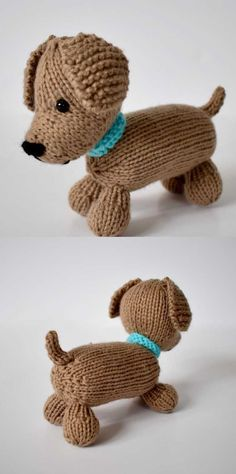 New free knitting pattern for a loyal puppy . : New free knitting pattern for a loyal puppy Baby Knitting Patterns, Knitted Doll Patterns, Knitting For Kids, Knitting Designs, Free Knitting, Crochet Patterns, Knitting Toys Easy, Knitted Doll Easy, Knitted Dolls Free