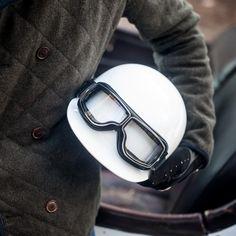 Black T2 Goggles - Aviator Goggle