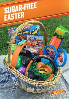 45 best imaginative gift giving images on pinterest hot wheels at get your kids racing this spring without the sugar rush give your kids the ultimate easter basket ideaseaster negle Images