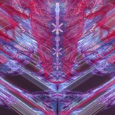Fractal Art, Fractals, Math Art, Generative Art, Electronic Art, Color Tattoo, Gifs, Science, Shape