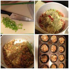 Jamie Eason's Turkey Muffins