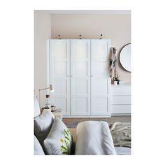 PAX Garderobekast - 150x60x201 cm, standaardscharnier - IKEA