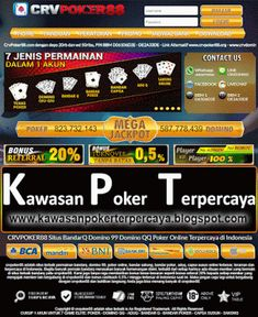 juarapoker | Kartu, Poker, Game