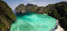 Best view #Krabi Phi Phi Island day tour. Pick up at 9am and back on 4pm. Value for Money