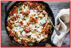 Pasta Casserole Recipes With Italian Sausage.Penne And Smoked Sausage Casserole Recipe Taste Of Home. Mild Italian Sausage With Drunken Noodles. Pasta Skillet With Chicken Sausage Cheese Spinach . Home and Family Sausage And Shrimp Recipes, Italian Sausage Recipes, Baked Pasta Recipes, Yummy Chicken Recipes, Spinach Recipes, Cheese Recipes, Delicious Recipes, Skillet Chicken Parmesan, Chicken Sausage Pasta