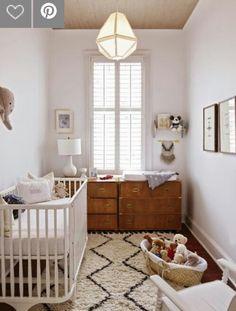white & wood furniture